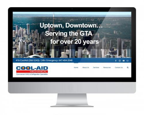 Website Design Coolaid