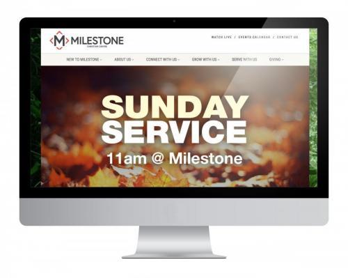 Website Design Milestone