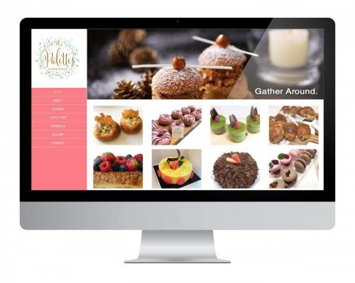 Website Design Palettes