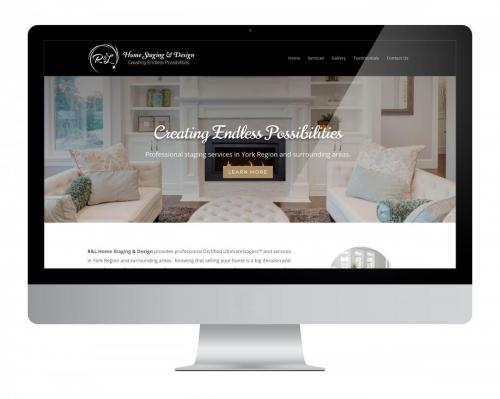 Website Design  RL